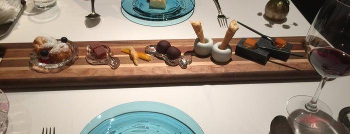 Restaurant L'asse is one of Michelin Guide Tokyo (ミシュラン東京) 2012 [*].