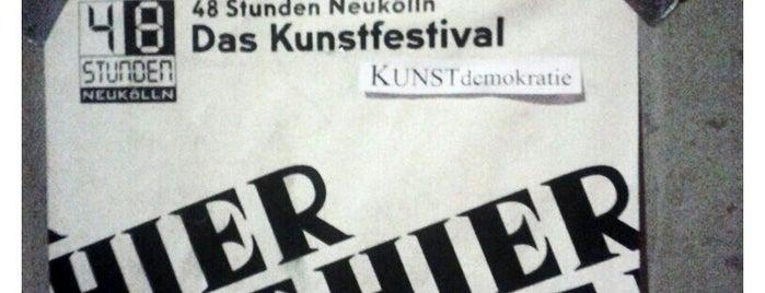 Kulturnetzwerk Neukölln e. V. is one of Neukölln.