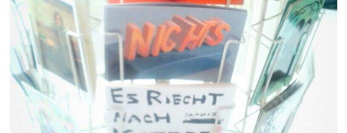 Buchladen zur schwankenden Weltkugel is one of Berlin.