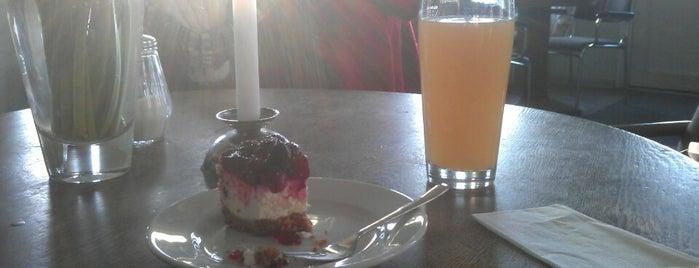 Café Niesen is one of Berlin - insider travel tips.