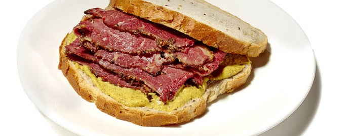 Wagshal's Deli is one of The Wall Street Journal's Tips.