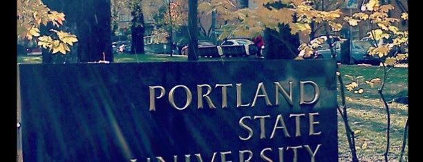 Portland State University is one of PSSSUUUU.