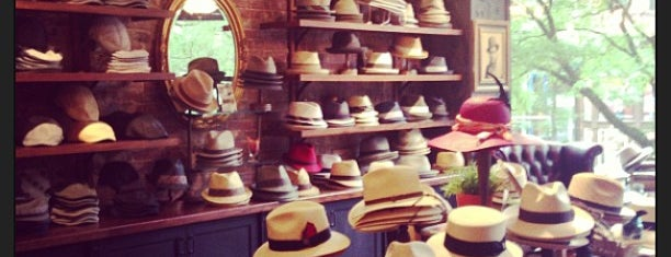 Goorin Bros. Hat Shop - Newbury is one of Hat Shops.
