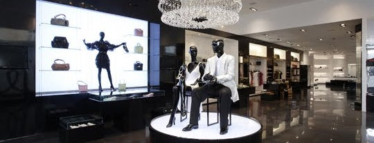 La Scala NYC Luxury Boutique is one of My Favorite Things.