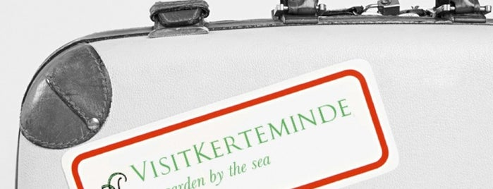 VisitKerteminde is one of 4sqSpecials, der hygger!.