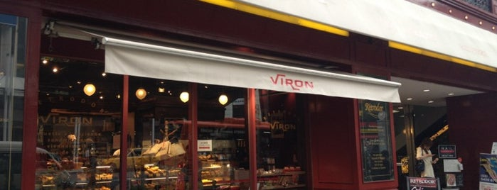 Boulangerie Patisserie VIRON 渋谷店 is one of 美味しいもの.