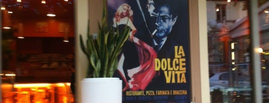 La Dolce Vita is one of Best places to eat (@Savona).