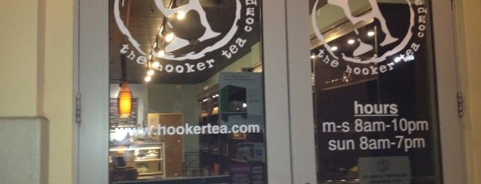 The Hooker Tea Company is one of Yay food!.