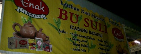 Lesehan Nasi Megono Bu Suli is one of Pekalongan World of Batik.
