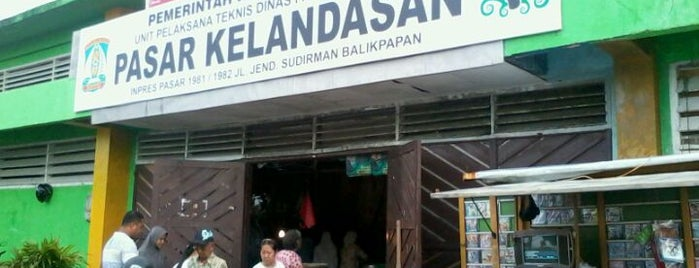 Pasar Klandasan is one of Guide to Balikpapan's best spots.