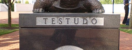 Testudo--The Original Statue is one of summer'12.