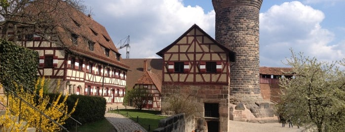 Kaiserburg is one of Favorite Great Outdoors.