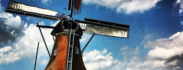 Molen De Jager is one of Dutch Mills - North 1/2.
