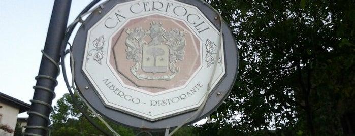 Cà Cerfogli is one of Modna.