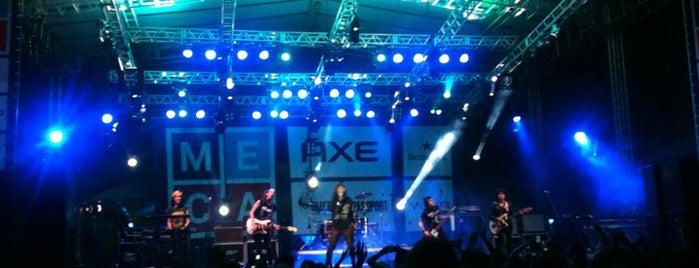 MECA Festival 2012 is one of sem perímetro.