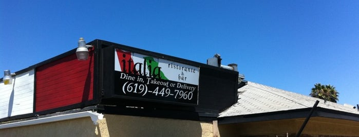 Italia Ristorante and Bar is one of Olly Checks In San Diego.