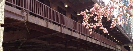 Michigan Avenue Bridge is one of Two days in Chicago, IL.