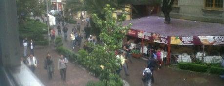 Zona Rosa is one of Mis lugares en México DF.