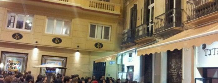 Plaza Mitjana is one of 101 cosas que ver en Málaga antes de morir.
