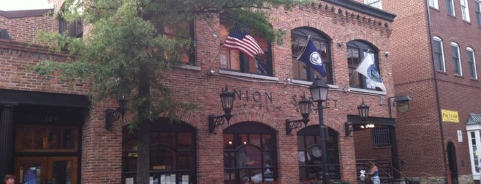 Union Street Public House is one of Local Redskins Rally Bars.