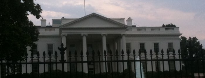 The White House is one of Must-visit Arts & Entertainment in Washington.