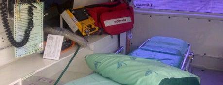 โรงพยาบาลปะนาเระ (Panare Hospital) is one of M-TH-18.