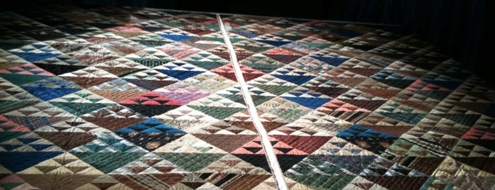 Lancaster Quilt & Textile Museum is one of First Friday in Lancaster.
