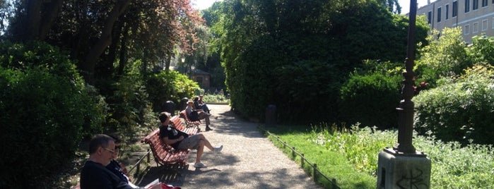 Giardini Reali is one of Venezia sights.