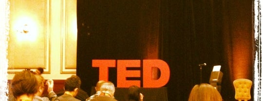 TED @ SXSW Presented by HTC is one of Speakmans SXSW Venues in Austin.