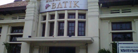Museum Batik is one of Pekalongan World of Batik.