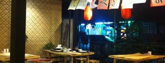 Yakuza Japanese Restaurant is one of Favorite Food.