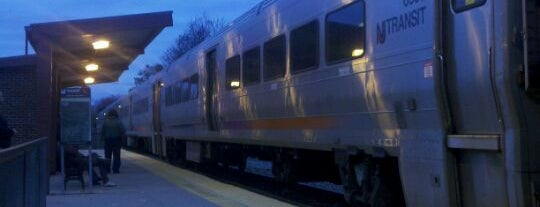 NJT - Hackettstown Station (M&E/MOBO) is one of New Jersey Transit Train Stations.