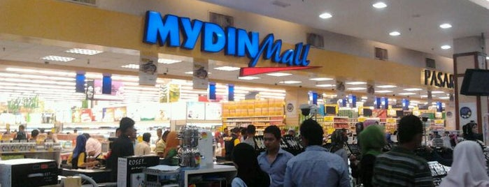 Mydin Mall is one of Guide to Kuala Terengganu's best spots.