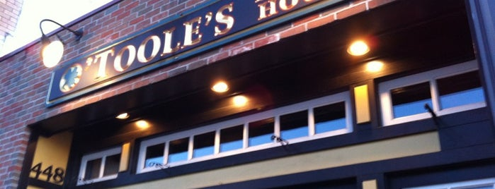 O'Tooles Public House is one of Favorite Nightlife Spots.
