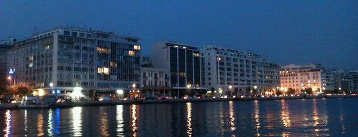 Αποθήκη Γ (Warehouse C) is one of Thessaloniki International Film Festival Venues.