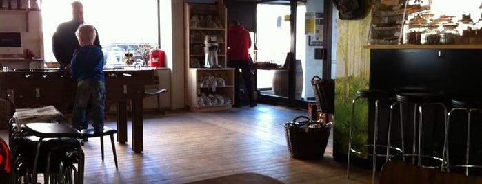 Cafes in Copenhagen