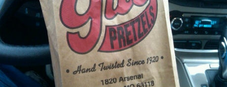 Gus' Pretzels is one of Best places to visit in St. Louis, MO  #visitUS.