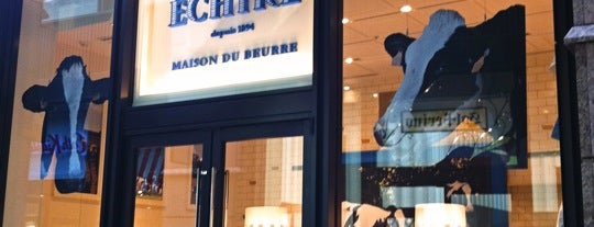 Echire - Maison du Beurre is one of My Favorite Bakeries.