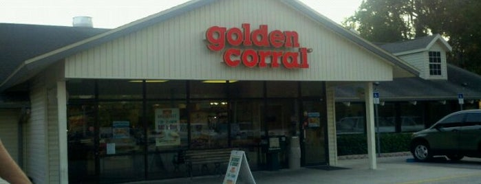 Golden Corral is one of 새소식.