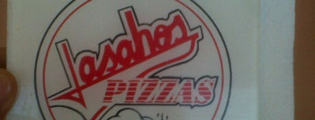 Jasahos Pizzas is one of Pizzas.