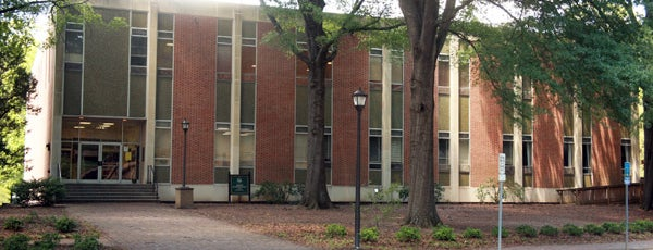 Adair Hall and Gymnasium is one of Academic Buildings.