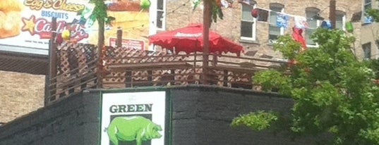The Green Pig Pub is one of Best Bars in Salt Lake.