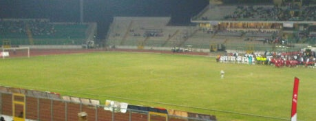 Kumasi Sports Stadium is one of Kumasi City #4sqCities.