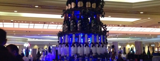 Laguna Champagne Bar is one of Las Vegas City Guide.