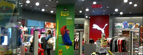 PUMA STORE Central Park is one of favourite Store.