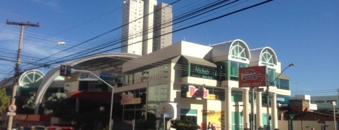 Shopping Buena Vista is one of Shoppings de Goiânia.