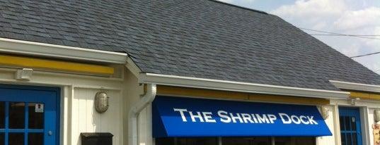 Shrimp Dock - Alcoa is one of Favorites.