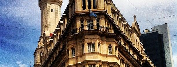 Legislatura de la Ciudad Autónoma de Buenos Aires is one of En la Ciudad.