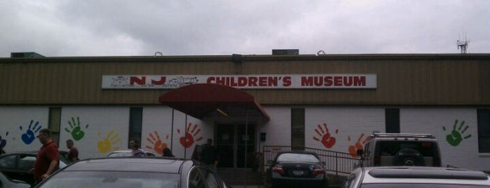New Jersey Children's Museum is one of Things To Do In NJ.