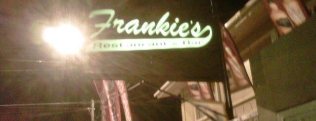 Frankie's Restaurant & Bar is one of Top picks for Bars.